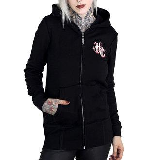 kapucnis pulóver női - FUCKING HOSTILE - HYRAW, HYRAW