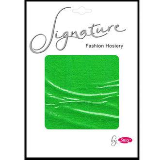 LEGWEAR harisnyanadrág- signature 70 denier coloured soft opaque tight - neon zöld, LEGWEAR