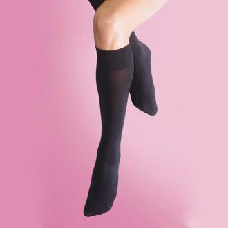LEGWEAR térdzokni - 70 denier opaque knee high 1pp - fekete, LEGWEAR