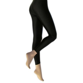 LEGWEAR Női nadrág (leggings) - Shimmer look - Fekete, LEGWEAR
