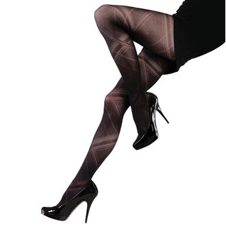 LEGWEAR Harisnyanadrág - Criss cross - Fekete, LEGWEAR